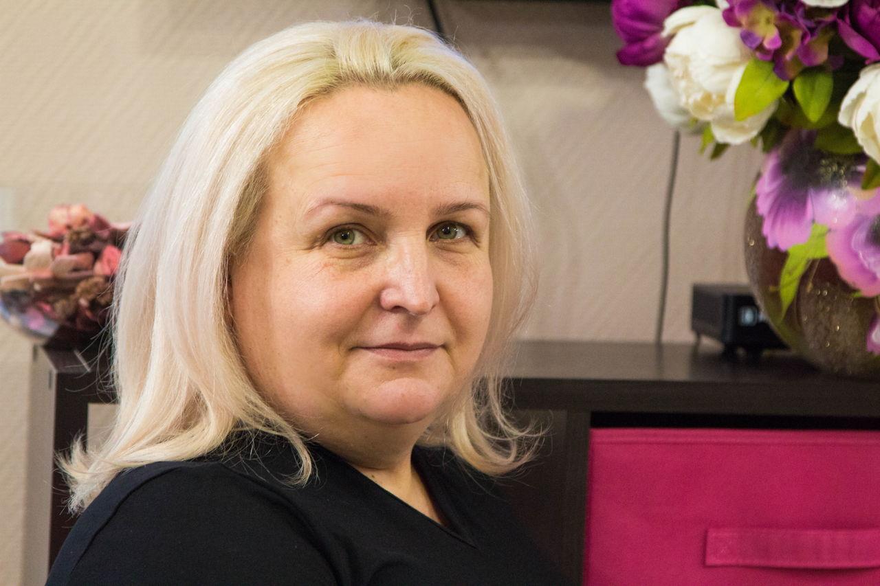 Шаврова Светлана - парикмахер-стилист